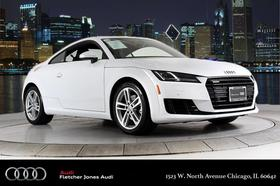 2018 Audi TT Coupe:24 car images available