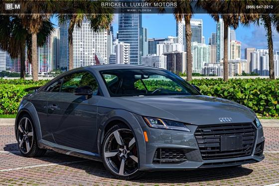 2019 Audi TT Coupe:24 car images available