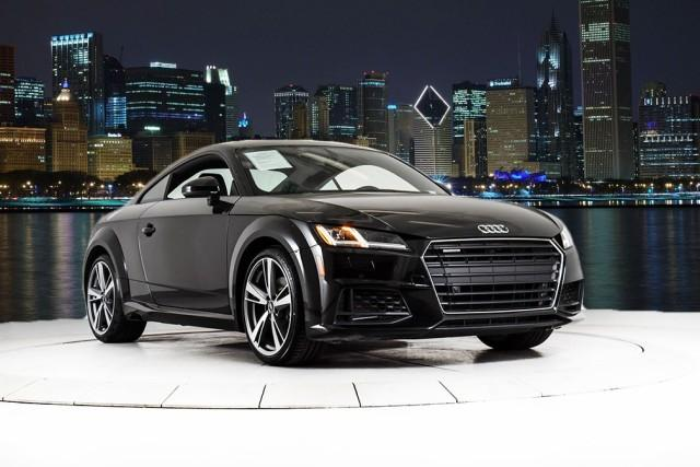 2021 Audi TT Coupe:24 car images available
