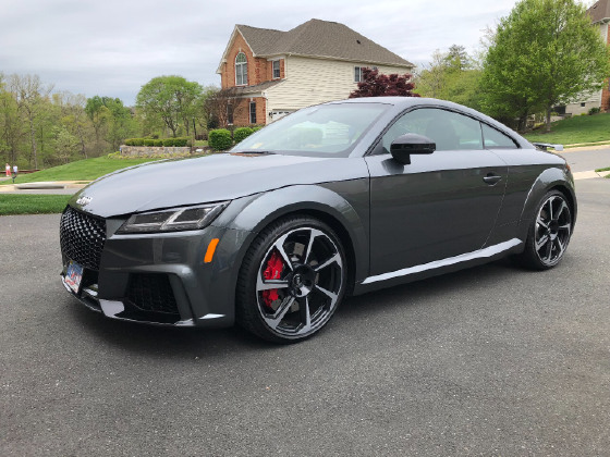 2018 Audi TT RS 2.5:19 car images available