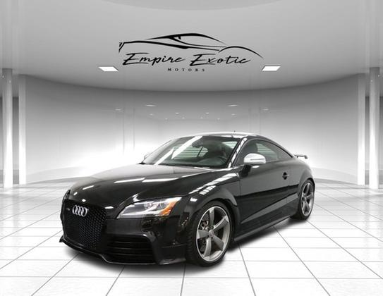 2012 Audi TT RS Coupe:24 car images available