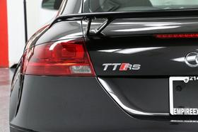 2012 Audi TT RS Coupe