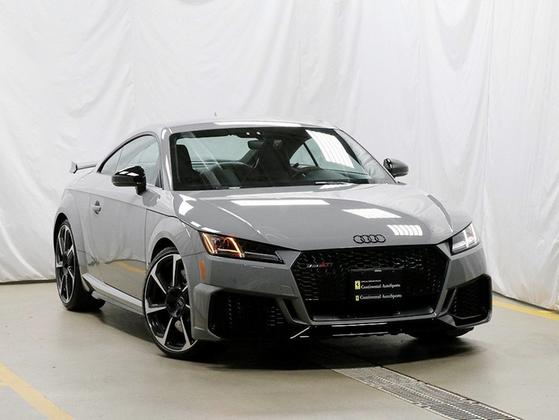 2019 Audi TT RS Coupe:24 car images available