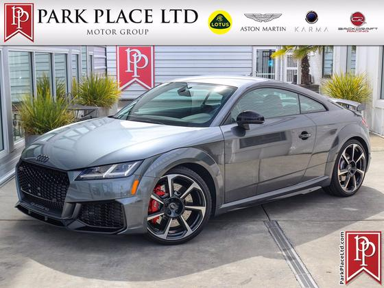 2020 Audi TT RS Coupe:24 car images available