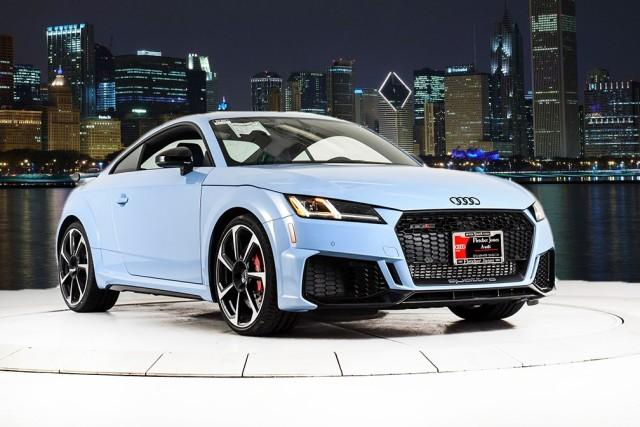 2021 Audi TT RS Coupe:24 car images available