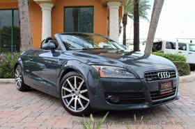 2010 Audi TT Roadster:24 car images available