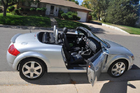 2002 Audi TT Roadster:3 car images available