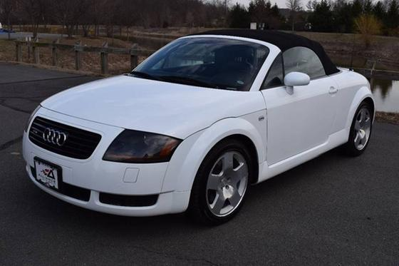 2002 Audi TT Roadster:24 car images available