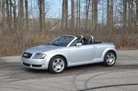 2001 Audi TT Roadster:24 car images available
