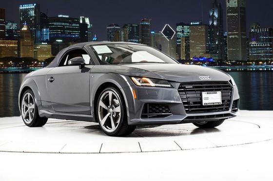 2019 Audi TT Roadster:24 car images available