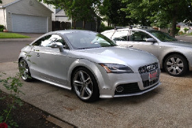 2009 Audi TTS :4 car images available