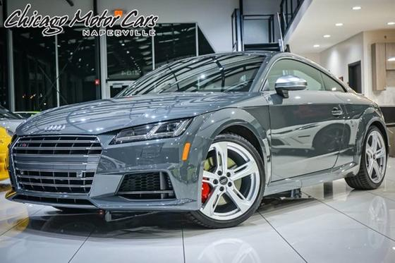 2016 Audi TTS :24 car images available