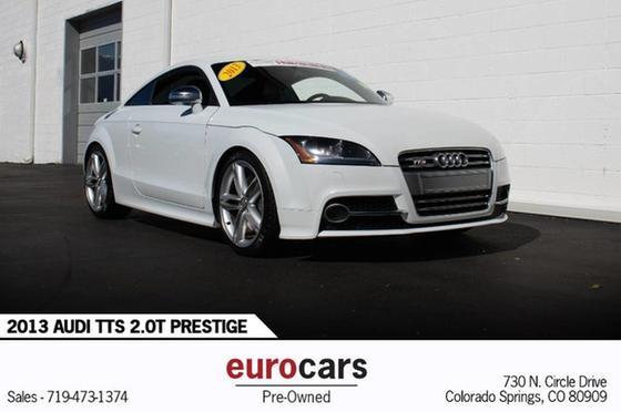 2013 Audi TTS 2.0T Prestige:24 car images available