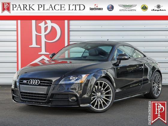 2014 Audi TTS 2.0T Quattro Premium Plus:24 car images available