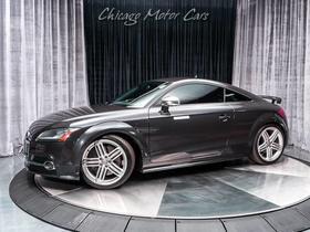2011 Audi TTS 2.0T Quattro Premium Plus:24 car images available