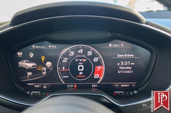 2016 Audi TTS 2.0T Quattro Premium Plus