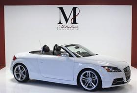2014 Audi TTS 2.0T Roadster:24 car images available