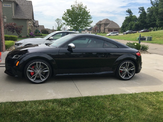 2016 Audi TTS Launch Edition
