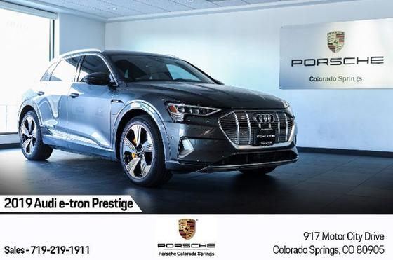 2019 Audi e-tron Prestige:24 car images available