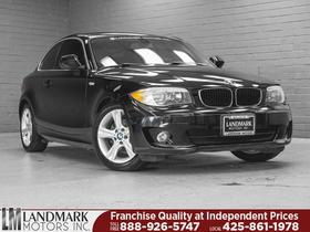 2012 BMW 128 i:24 car images available