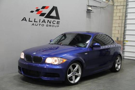 2009 BMW 135 i:19 car images available