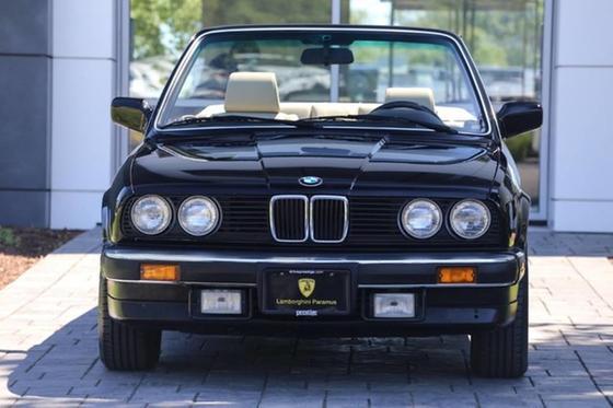 1987 BMW 325 Cic