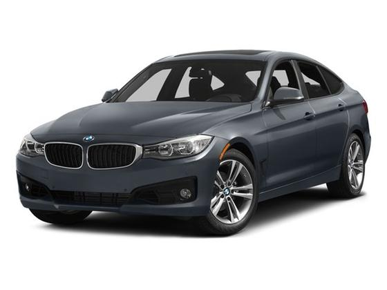 2015 BMW 328 i xDrive Gran Turismo : Car has generic photo