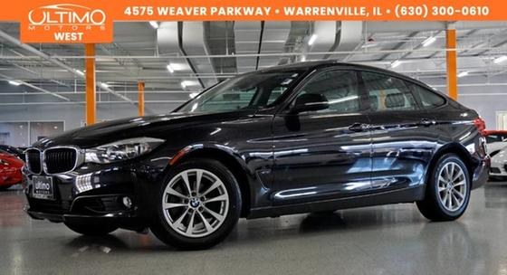 2014 BMW 328 i xDrive Gran Turismo:24 car images available