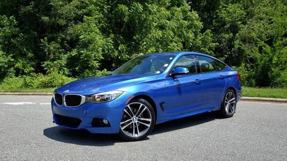 2016 BMW 328 i xDrive Gran Turismo:24 car images available