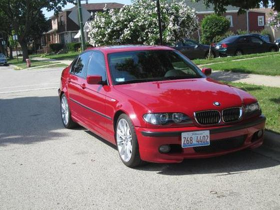 2003 BMW 330 i ZHP:6 car images available