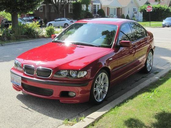 2003 BMW 330 i ZHP