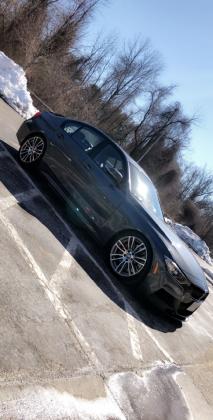 2013 BMW 335 M-Sport