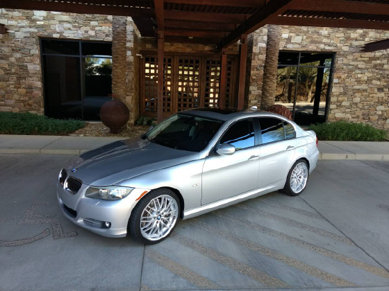 2010 BMW 335 d:6 car images available
