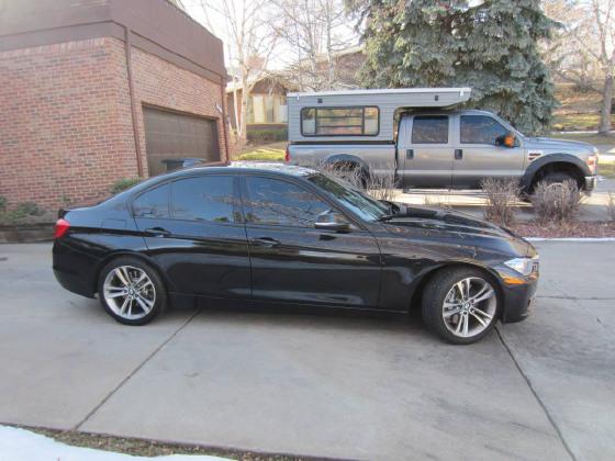 2013 BMW 335 i xDrive