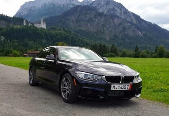 2015 BMW 428 i Gran Coupe:4 car images available