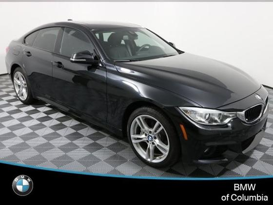 2016 BMW 428 i Gran Coupe:16 car images available