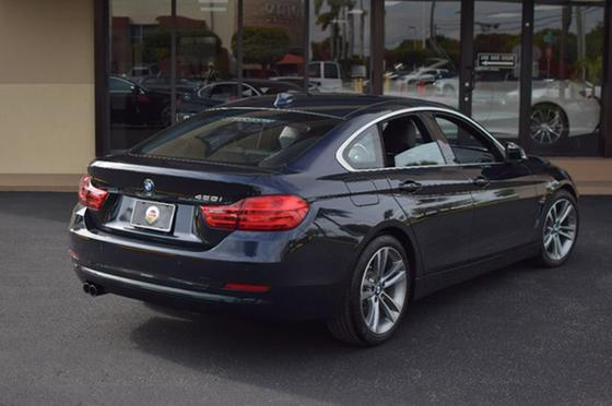 2016 BMW 428 i Gran Coupe