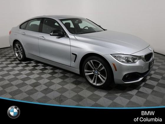 2015 BMW 428 i Gran Coupe:24 car images available