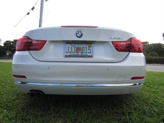 2015 BMW 428 i