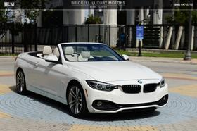 2018 BMW 430 i Convertible:24 car images available