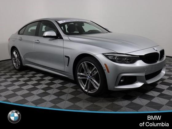 2018 BMW 430 i Gran Coupe:19 car images available