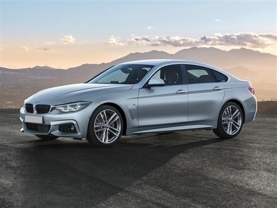 2019 BMW 430 i Gran Coupe : Car has generic photo