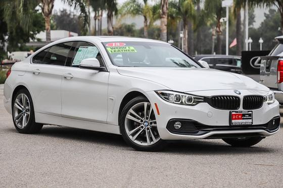 2018 BMW 430 i Gran Coupe:24 car images available