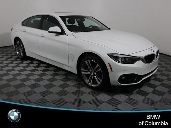 2019 BMW 430 i xDrive:19 car images available