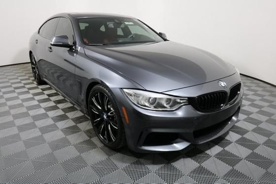 2016 BMW 435 i Gran Coupe:24 car images available