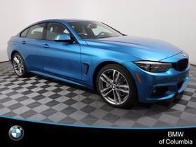2018 BMW 440 i xDrive Gran Coupe:16 car images available