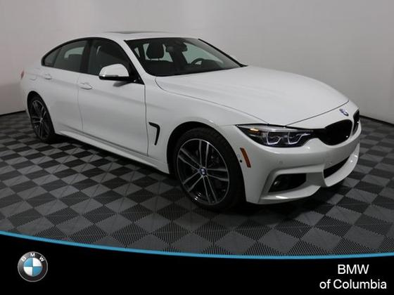 2019 BMW 440 i xDrive Gran Coupe:17 car images available