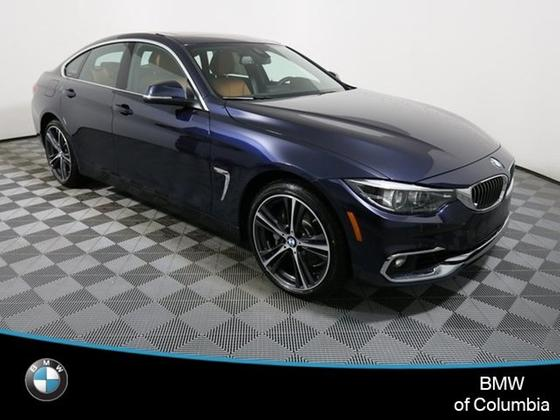 2019 BMW 440 i xDrive Gran Coupe