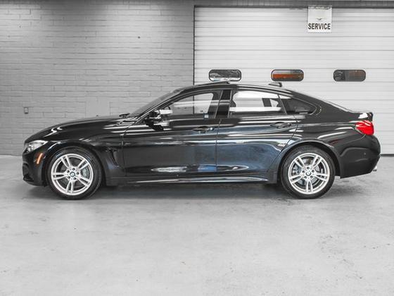 2017 BMW 440 i xDrive Gran Coupe