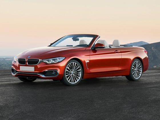 2018 BMW 440 i xDrive : Car has generic photo